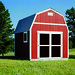 Premier Tall Barn w/Tri-Color Paint Option