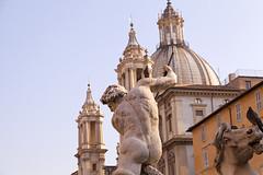 Sant'Agnese in Agone - Rome, Piazza Navona
