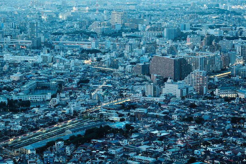 Ikebukuro Sunshine City.