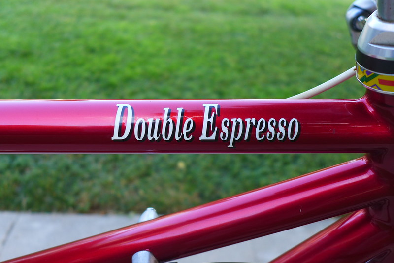 Co-Motion Double Espresso for sale