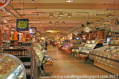 Grand Central Market leer