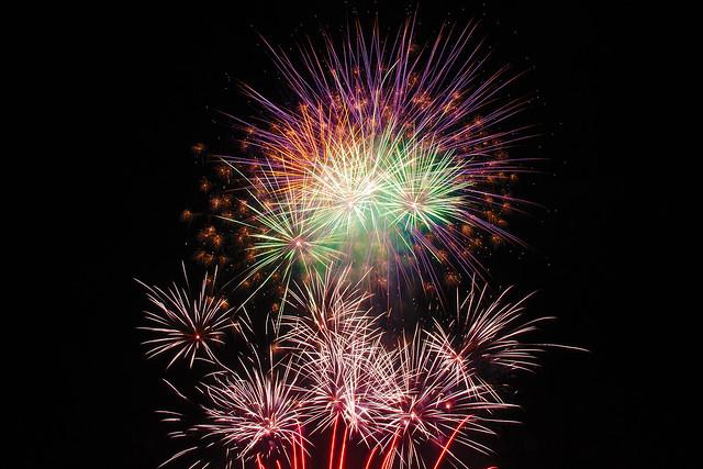 Bonus 1. Fireworks