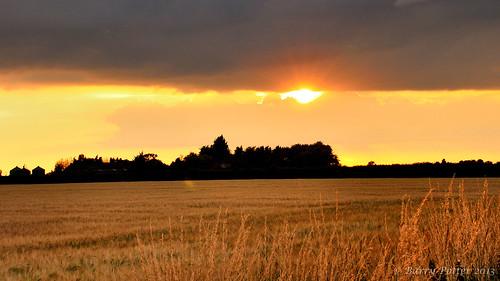 sunset nikon eastyorkshire barrypotter valeofyork yabbadabbadoo eastridingofyorkshire yorkshirewolds nikond90 barrypotternet nikkor28mm300mm3556ed edenmedia barrypotteredenmedia