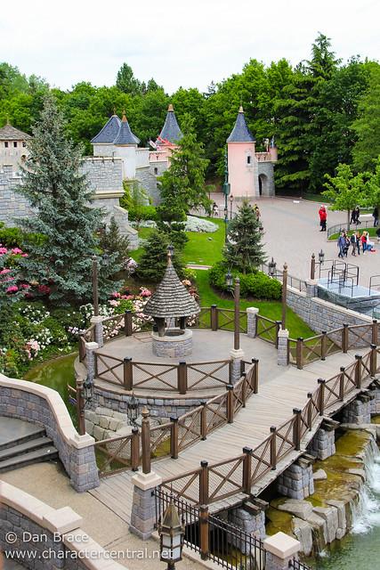 Exploring Sleeping Beauty Castle
