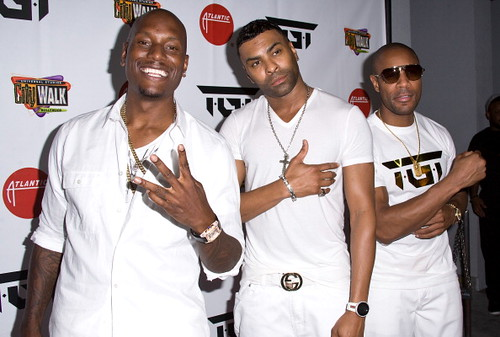 TGT (Tyrese, Ginuwine, Tank) Perform At