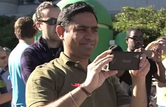 Смартфон Nexus 5