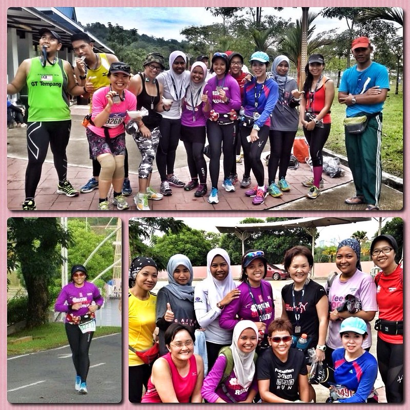 My Running Groups at Back to Basics 30km