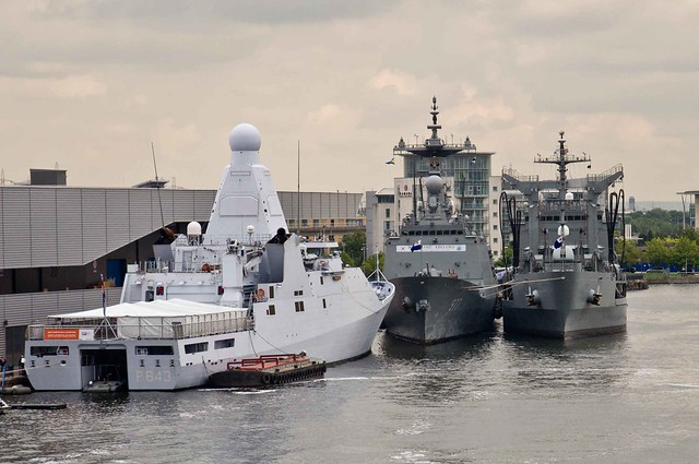 DSEI 2013 Naval Exhibition