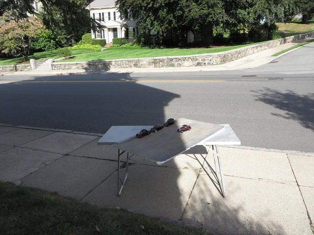 SETUP for Plesant Street in Elgin Park