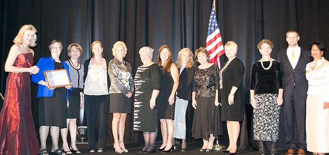 National League for Nursing Center of Excellence Award Ceremony