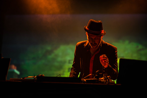Wax Tailor at Decibel Festival 2013
