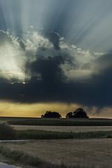 storm clouds / nuages d'orage