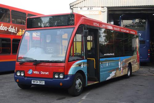 Wilts & Dorset 3701 NK54DEU