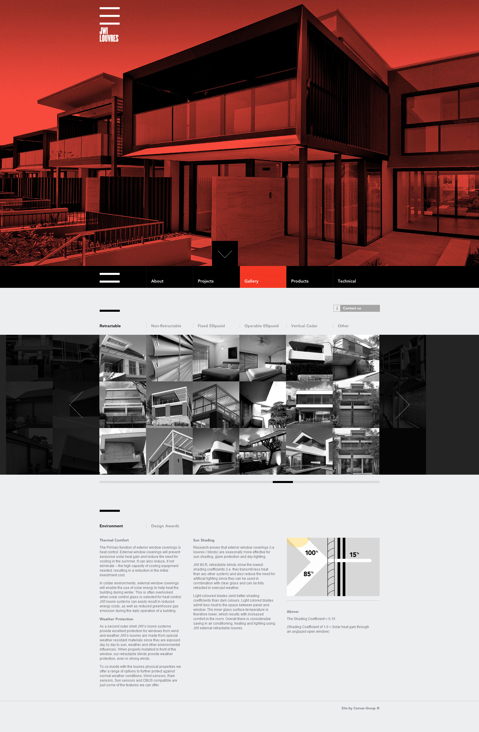 Jwilouvres - Clean Architecture Website For Your Inspiration