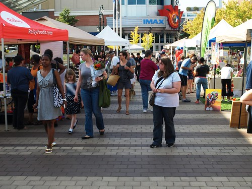 Image of the Silver Spring GreenFest