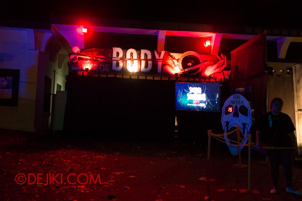 Sentosa Spooktacular 2013 - BODY