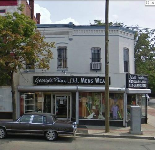 georges, 1001 H Street NE DC