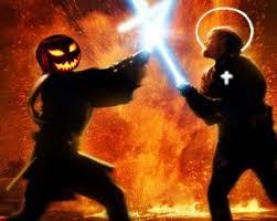 Halloween contra cristianismo