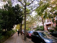 Residential neighborhood, Berlin
