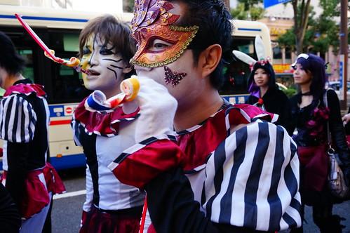 Kawasaki Halloween Parade 2013 52