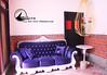 珠山50號民宿(依山行館)高級舒適的迎賓沙發