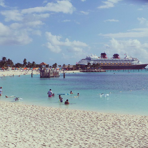 I now interrupt your trick or treat photos with Castaway Cay and the #DisneyMagic, because for Halloween I went as a terrible person.
