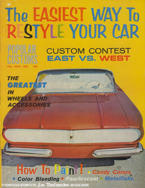 Popular Customs Magazine A Collector S Guide