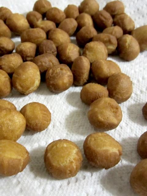 Struffoli al Cioccolato - Ricetta