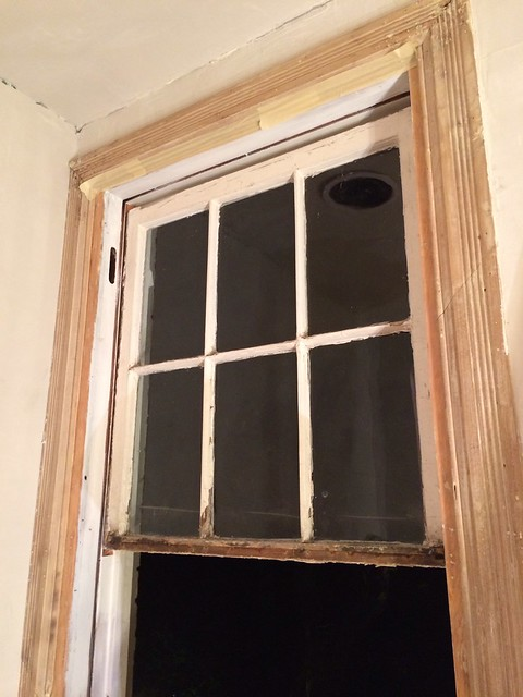 Window Restoration How To Re Rope Sash Cord Old Town Home