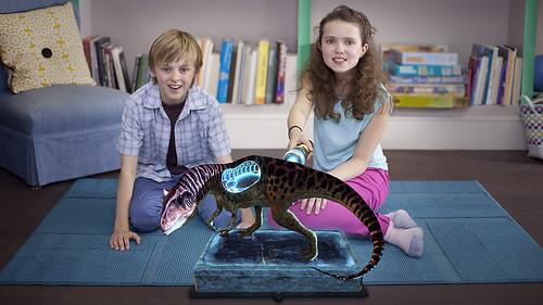 Wonderbook: Dinosaurier - Im Reich der Giganten