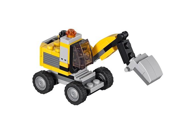 LEGO Creator 31014 - Power Digger