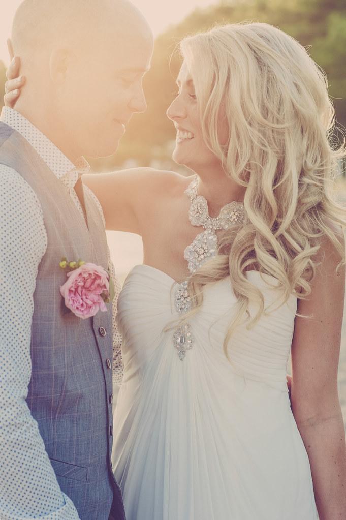 Laura & David, real Ibiza wedding
