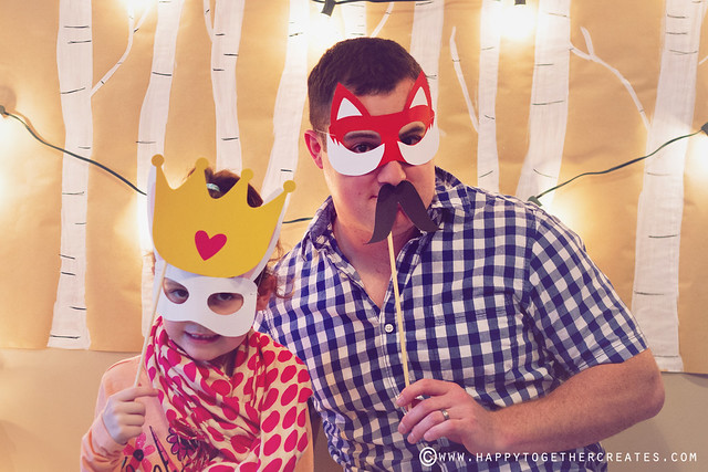Woodland Creature Photobooth