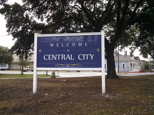 Welcome To Central City