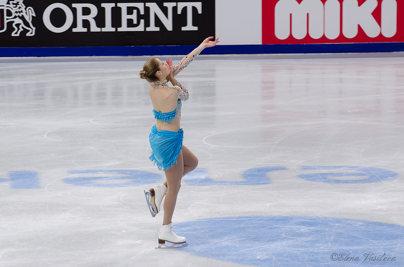 Carolina KOSTNER (ITA)