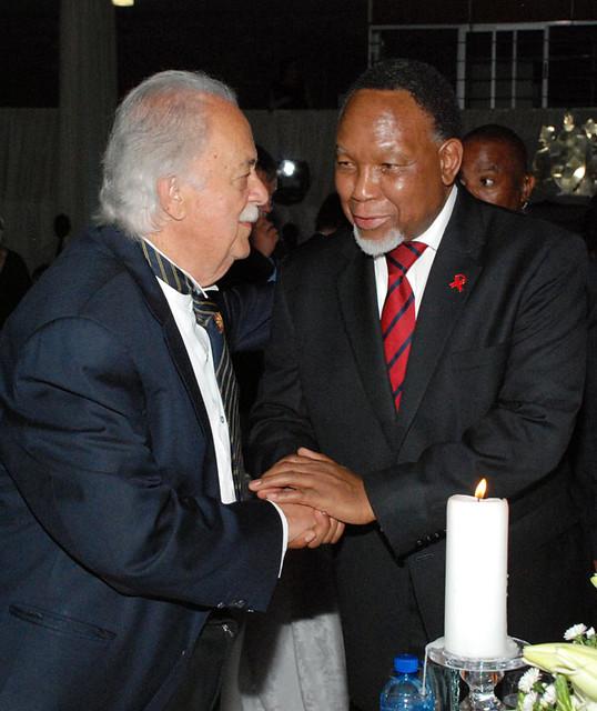 George Bizos' 85th Birthday Celebration, 30 Nov 2013