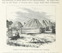 """British Library digitised image from page 542 of """"The Land of the Midnight Sun ... New edition"""""""