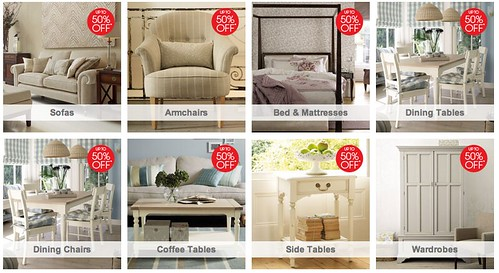 Laura Ashley Country Furniture Sale