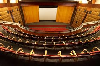 Scala: kinosál