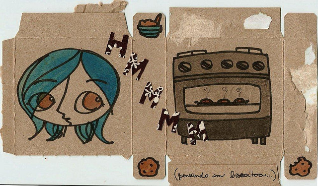 Baking cookies by Sil Falqueto, on Flickr