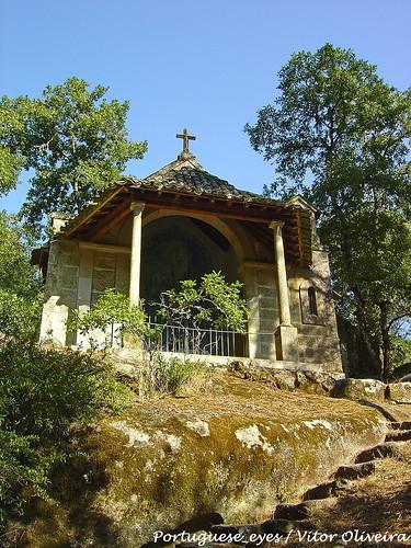 Mata de Nossa Senhora de Lourdes - Penalva do Castelo - Portugal