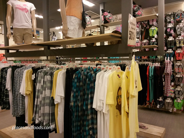 cheras leisure mall quiksilver outlet apparels
