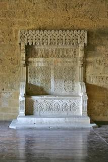 sala del trono castello