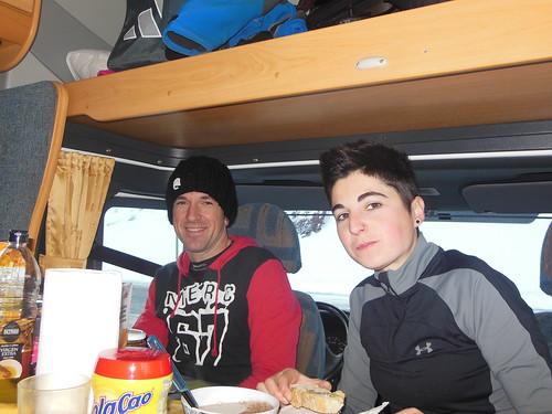 Somport esquí de fondo. 21-23 Diciembre 2013