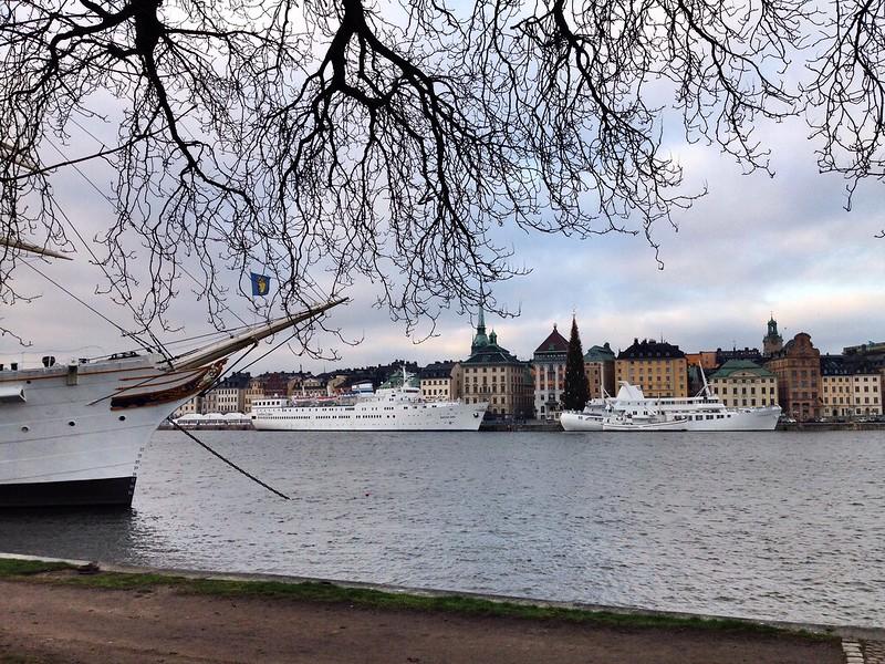 Af Chapman en Estocolmo