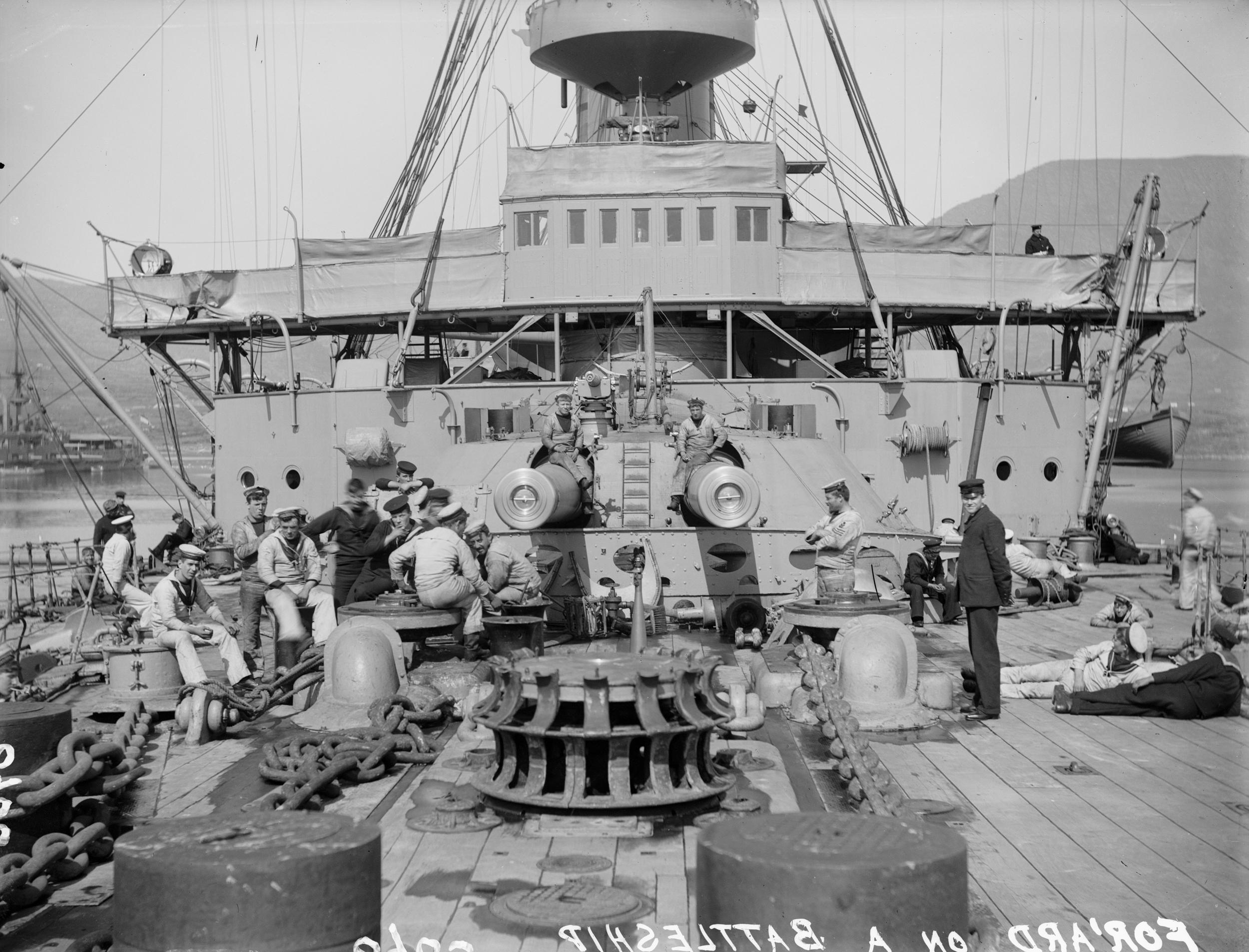 First Class Battleship