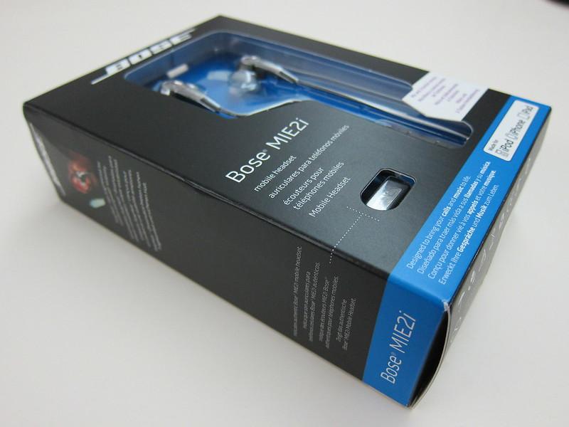 Bose MIE2i - Box
