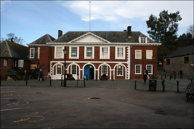 Exeter Custom house