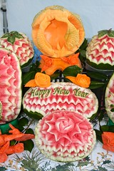 Fruit Carving