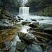 Sgwd-yr-Eira Waterfall ,Brecon beacons by jonnyweb142